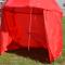 Omklædningstelt - parasoltelt, sender desværre ikke med pakkepost - lange, tynde