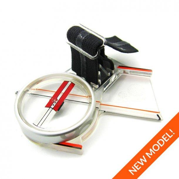 Str8 Kompakt Tommelfinger Kompas
