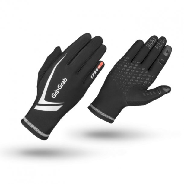 GripGrab Running Expert Unisex Sort - Handske